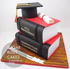 graduation books concordia civil engineering graduation cake phd