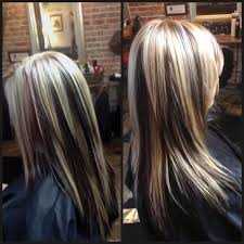 platinum blonde and dark brown highlights 183 best hair images on pinterest hair ideas hair color and hair