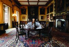 Highclere Castle Dining Room  Instadiningroomus - Castle dining room