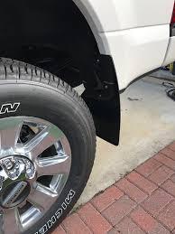 Vintage Ford Truck Mud Flaps - splash guards aka molded mud flaps ford truck enthusiasts forums