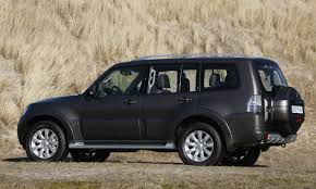 2010 mitsubishi pajero revealed autoevolution