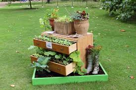 Recycling Ideas For The Garden 40 Creative Diy Gardening Ideas With Recycled Items Architecture