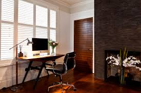 modern home office with decorating ideas for men and hardest wood