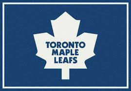 Milliken Area Rugs by 5x8 Milliken Toronto Maple Leafs Sports Nhl Spirit Area Rug