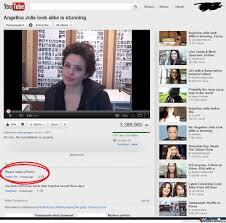 Angelina Jolie Meme - epic comment to angelina jolie look alike is stunning by serkan