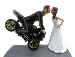 cake toppers for wedding cakes motorcycle cake toppers for wedding cakes margusriga baby party