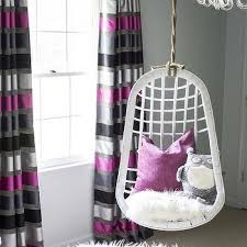 Gray And Pink Curtains Pink Curtains Design Ideas