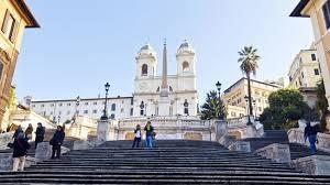 spanische treppe in rom die spanische treppe in rom italien journal