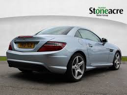 used mercedes benz slk sheffield rac cars