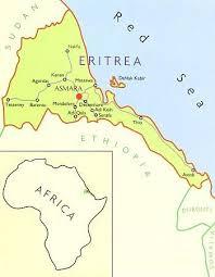 africa map eritrea eritrea maps