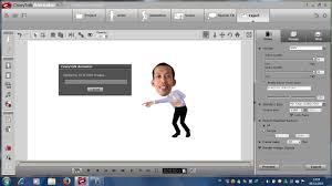 membuat video aplikasi membuat gambar animasi dari wajah sendiri guraruguraru