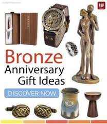 eighth anniversary gift 75 bronze 8th anniversary gift ideas for him men anniversary