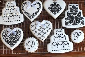 wedding cake cookies three tier wedding cake cookie stencil set no cutter