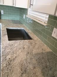 sage 3x6 glass subway tiles u2013 rocky point tile glass and mosaic