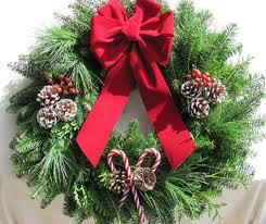 fresh christmas wreaths christmas wreath fresh christmas wreath