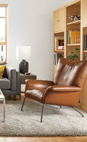 Modern Leather Chair Viewing Gallery 106 Best Lounge Accent Chairs Images On Pinterest Accent