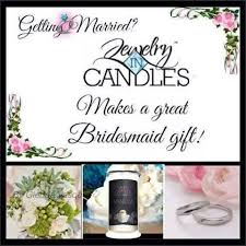 jewelry in candles michellesfavoritescents favors gifts