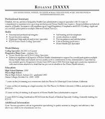Home Health Care Job Description For Resume by Best Legal Coding Specialist Resume Example Livecareer