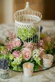vintage decorations creative idea wedding decoration ideas with white birdcage and