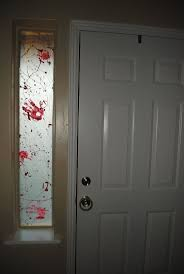 halloween decorated door 12 best halloween tutorials flying crank ghost images on