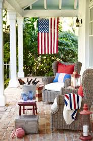 flag decorations for home 7 ideas for you to celebrate with white and blue blue