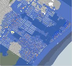 New York City On Map Fema U0027s New Nyc Flood Plain Maps Business Insider