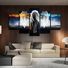 online get cheap canvas angel aliexpress com alibaba group