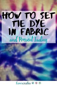 tie dye instructions a step by step guide favecrafts com