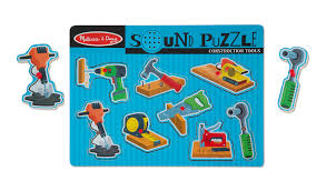 sound puzzles sensory spot