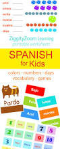 free spanish numbers worksheet crossword puzzle printables fun for