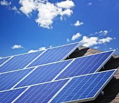 solar panels on roof solar energy installation advice powershop australia