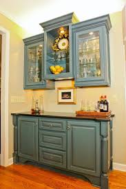 Faux Finish Cabinets Kitchen Best 25 Turquoise Cabinets Ideas On Pinterest Teal Kitchen