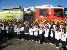 Fire Evacuations Nz by Ola Room 9 Christchurch New Zealand 2010 Talia U0027s Prize
