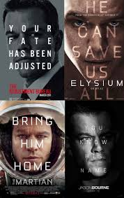 12 best information visualization concept model images on matt damon movies with very similar poster designs