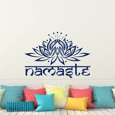 online buy wholesale yoga wall stickers from china yoga wall