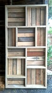 Building Wood Bookshelf by Best 25 Reclaimed Wood Bookcase Ideas On Pinterest Bookshelf