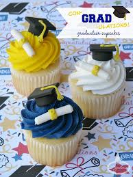 graduation cupcakes tutorial how to make graduation cupcake