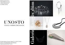 alena hesounová šperk jewellery designer