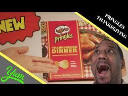 buy thanksgiving dinner pringles thanksgiving dinner chips where to buy them pringles
