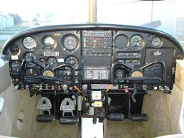 n4627f piper warrior pa28 151 panel and avionics piper cub
