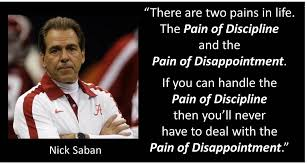 Nick Saban Memes - discipline disappointment and bad memes mindzfeed com