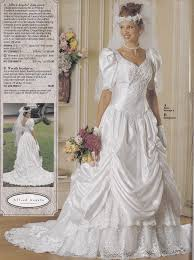 jcpenney wedding gowns from a mid 90 s jc penney bridal catalog a pretty gow flickr
