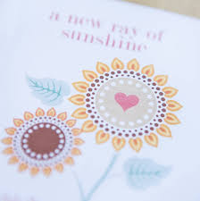 10 u0027ray of sunshine u0027 seed packet baby shower favours by wedding in