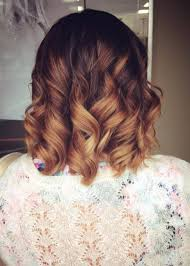 ombre for shorter hair ombre on short brown hair brown hairs