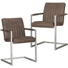 Esszimmer Retro Design Finebuy 2er Set Esszimmerstühle Malte Retro Design Vintage