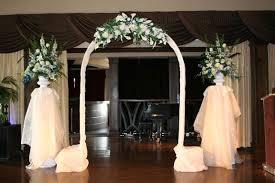 How To Decorate Wedding Arch Indoor Wedding Arch Decorations Wedding Arch Decorations For The
