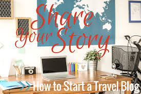 An insanely simple guide how to start a travel blog her packing