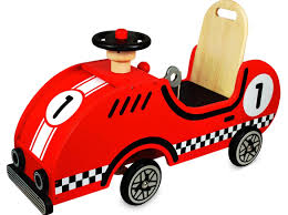 peach car peach u0026 pear kids wooden walk u0026 ride from i u0027m toy