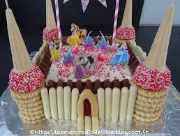 princesse cuisine gâteau château de princesse cuisine gâteaux château