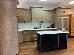 quarter sawn oak shaker kitchen cabinets custom shaker kitchen millers haus furniture